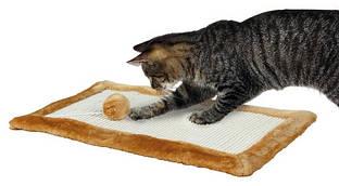 Когтеточка - коврик для кошек 55 х 35 см