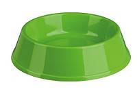 Миска пластикова для кішки, 0.2 л / ø 12 см, фото 1