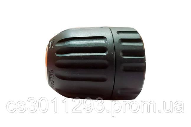 """Патрон для дрилі самозажимних Асеса - 1/2"""" x 20 (2-13 мм), фото 2"""