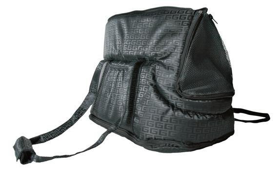 Сумка-переноска Riva 45 см, нейлон, черный