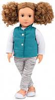 Кукла большая детская Мила, 46 см, Our Generation