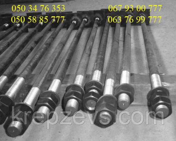 Болт фундаментный, ГОСТ 24379.1-80   Фотографии принадлежат предприятию ЗЕВС®