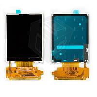 Дисплей для мобильных телефонов Samsung E1252 / E2152 / E2252 / E3210 / C5010, оригинал