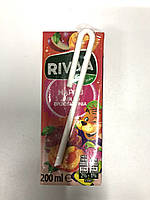 Сок Riviva яблоко-абрикос 200 g