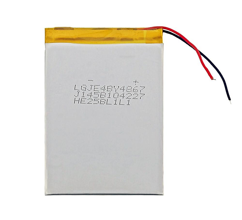 Акумулятор (3550 маг) для планшета (батарея) 456590 3,7 в LG 3550 mAh 3.7 v - розмір 4.5*65*90 мм