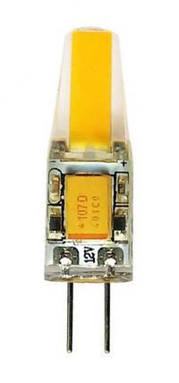Светодиодная лампа Biom G4 3.5W 4500К 12V в силиконе Код.58548, фото 2