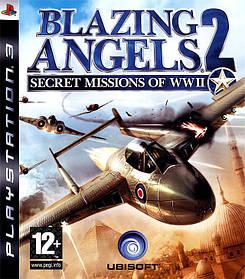 Игра для игровой консоли PlayStation 3, Blazing Angels 2: Secret Missions of WWII (БУ)