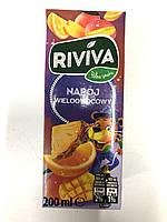 Сок Rivia мультифрут , 200 ml