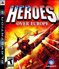 Игра для игровой консоли PlayStation 3, Heroes over Europe (БУ)