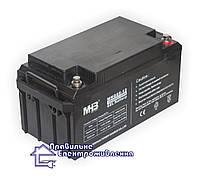 Акумуляторна батарея MHB 65-12, фото 1