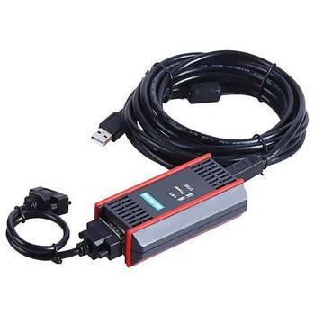 USB MPI+ DP 0CB20+ v6.0 кабель для ПЛК Siemens S7 300 400