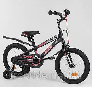 "Дитячий велосипед CORSO 16"" R"