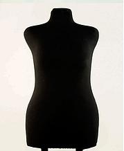 Манекен брючный портновский черный модель Любовь, 52 размер