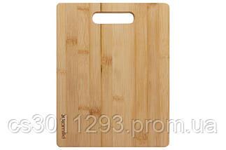 Набір обробних дощок Kamille - 203 x 279 x 330 мм бамбук (3 шт.), фото 3