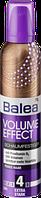 Пенка  Объем и сила ваших волос  Balea Рower Volume Effect Schaumfestiger  250 мл