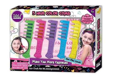 Набір для фарбування волосся S 22765 (96/4) в коробці Toys