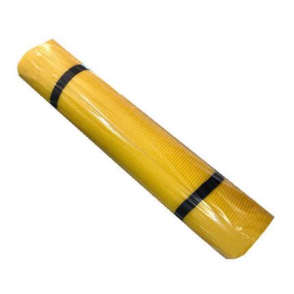 """Коврик """"Малыш Xl"""" для йоги и спорта 1800х600х5 мм, Туристический коврик. Универсальный тонкий каремат, фото 2"""