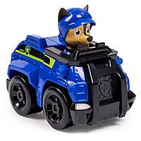 Щенячий патруль спасательный автомобиль Pull-Back   Paw Patrol гонщик, Paw Patrol Racers, Chase's Spy Vehicle