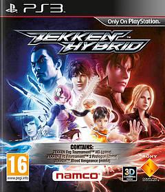 Игра для игровой консоли PlayStation 3, Tekken Hybrid (БУ)
