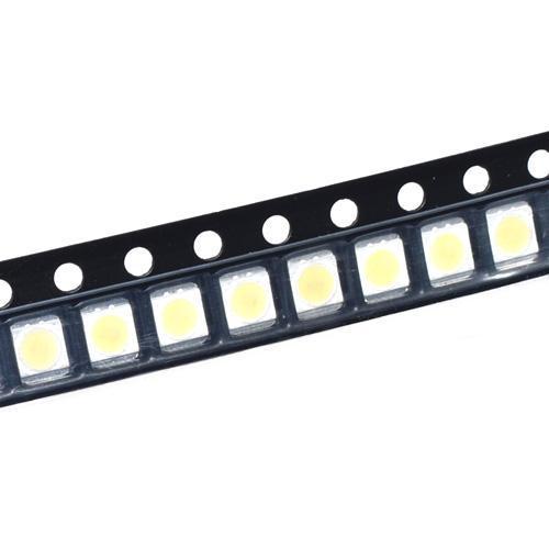 10x 3535 SMD LED 6В 2Вт підсвітки матриць телевізорів LG