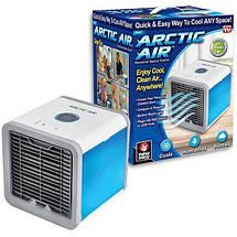 Переносний міні кондиціонер Arctic Air, Портативний, мобільний кондиціонер для дому, фото 3