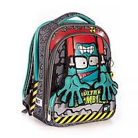 Рюкзак шкільний S-30 JUNO ULTRA Zombie, Yes