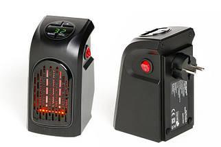 Портативный тепловентилятор дуйчик Handy Heater, электрообогреватель, мини обогреватель, Rovus, фото 3