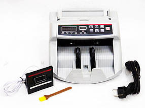 Рахункова машинка для грошей Bill counter 2089 / 7089, фото 3