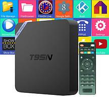 Smart Box Смарт Бокс приставка T95N 1GB/2GB, фото 3