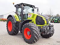 Трактор CLAAS AXION 870 CMATIC 2018 года