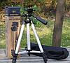 Универсальный маленький штатив для телефона и камеры с высотой 110 см в чехле TRIPOD 3110, трипод, тренога, фото 5