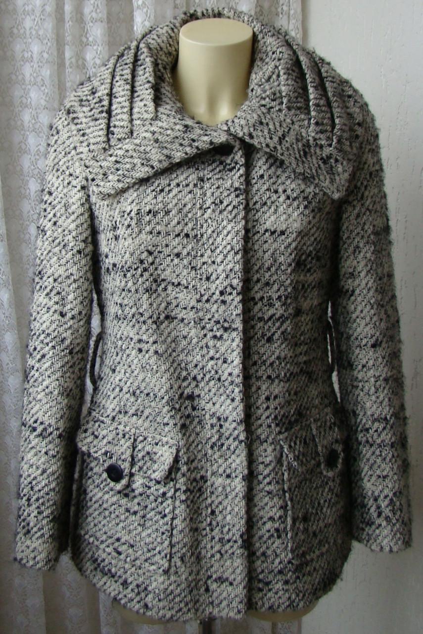 Пальто женское стильное демисезонное бренд Marks&Spencer р.44 4694, фото 1