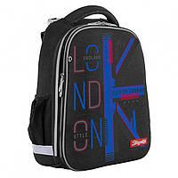 Рюкзак шкільний каркасний Н-12 London, 1Вересня