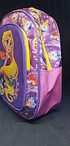 Дитячий дошкільний рюкзак baby backpacks Рапунцель 974836, фото 3