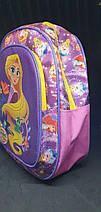 Дитячий дошкільний рюкзак baby backpacks Рапунцель 974836, фото 2