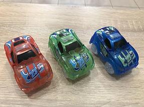 Дитячий ігровий гнучкий світиться автотрек Magic Tracks 5012, гоночна траса гра для дітей від 4 років, фото 3