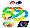 Дитячий ігровий гнучкий світиться автотрек Magic Tracks 5012, гоночна траса гра для дітей від 4 років, фото 2