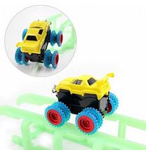 Детская игрушка канатный трек Magic Trix Trux модель XL 110 гибкая трасса дорога Монстр Трак для детей, фото 2