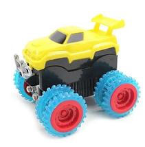 Детская игрушка канатный трек Magic Trix Trux модель XL 110 гибкая трасса дорога Монстр Трак для детей, фото 3