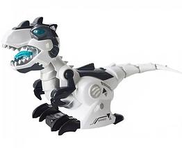 Інтерактивний радіокерований робот динозавр Тиранозавр Рекс 128А-21 в коробці 23*15*38см, фото 2