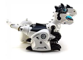 Інтерактивний радіокерований робот динозавр Тиранозавр Рекс 128А-21 в коробці 23*15*38см, фото 3
