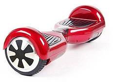 Гироборд Prologix Base-C красный, колеса 6,5 дюймов, мощность 700W, до 100 кг, скорость 10 км/ч
