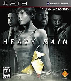 Игра для игровой консоли PlayStation 3, Heavy Rain (БУ)