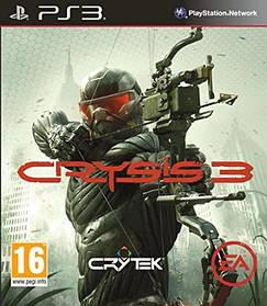 Игра для игровой консоли PlayStation 3, Crysis 3 (БУ)
