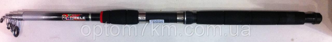 Спиннинг Weida TELE SKATE 3m тест100-250g