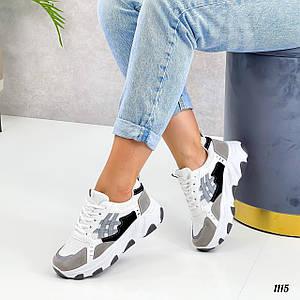 Модные большие кроссовки 1115 (ТМ)
