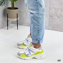 Кросівки на великий підошві жіночі, фото 3