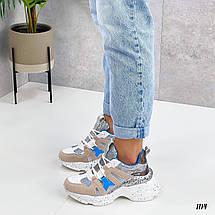 Кросівки на великий підошві жіночі, фото 2