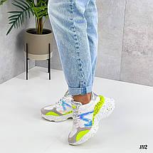 Кроссовки на большой подошве женские 1112 (ТМ), фото 3