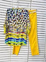 Блузка женская цветная Grandi 21-4265